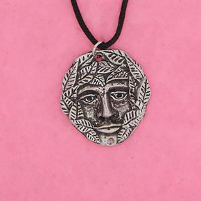 Spirit Earth Green Man Pendant