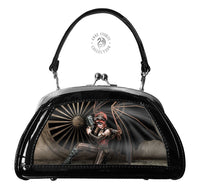 Spirit Earth Handbag Anne Stokes 3D Evening Bags - The Assassin
