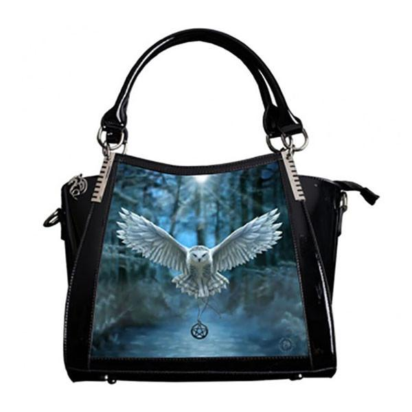 Spirit Earth Handbag Anne Stokes 3D Hand bag - Awaken Your Magic