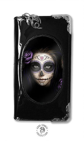 Spirit Earth Handbag Anne Stokes 3D Purse - Day of the Dead