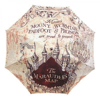 Spirit Earth Harry Potter Marauders Map Umbrella