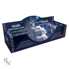 Spirit Earth Health Incense Sticks