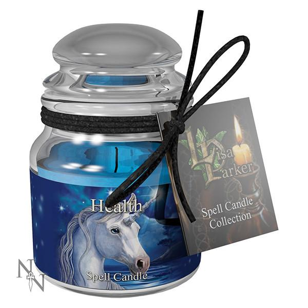 Spirit Earth Health Spell Candle