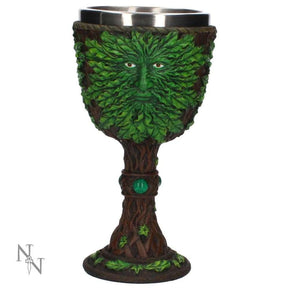 Spirit Earth Heart of the Forest Goblet