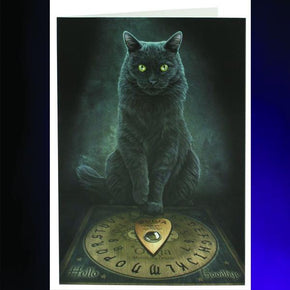 Spirit Earth His Masters Voice Greeting Card