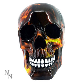 Spirit Earth Inferno skull