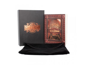 Spirit Earth Iron Throne Journal