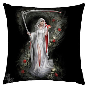 Spirit Earth Life Blood Silk Cushion (AS)