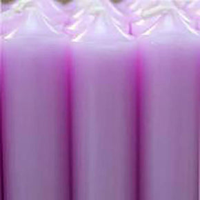 Spirit Earth Lilac Spell Candle
