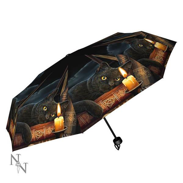 Spirit Earth Lisa Parker - Witching Hour Umbrella