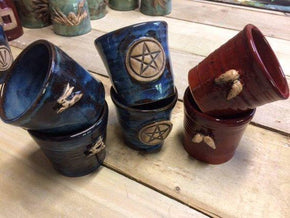 Spirit Earth Little Ceramic Pots