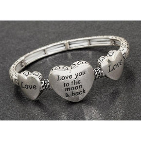 Spirit Earth Love You Bracelet