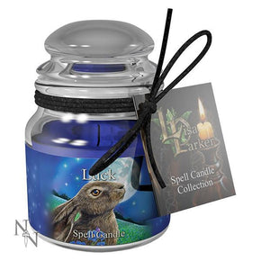 Spirit Earth Luck Spell Candle