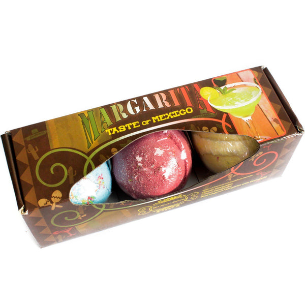 Spirit Earth Margarita Bath Bomb Pack