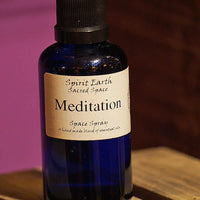 Spirit Earth Meditation Sacred Space Spray 50ml