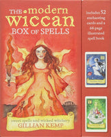 Spirit Earth Modern Wiccan Box of Spells
