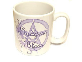 Spirit Earth mug Goddess Bless Mug