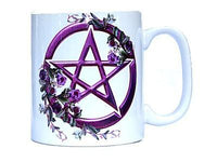 Spirit Earth mug Tranquility Pentacle Mug