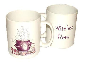 Spirit Earth mug Witches Brew Mug (Wrap)
