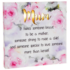 Spirit Earth Mum - LED Plaque