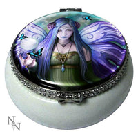 Spirit Earth Mystic Aura Trinket Box