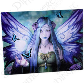 Spirit Earth Mystic Aura Wall Canvas