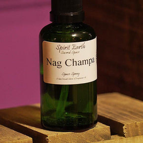 Spirit Earth Nag Champa Spray 50ml