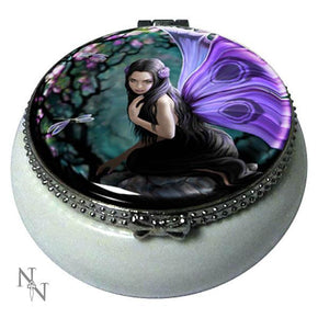 Spirit Earth Naiad Trinket Box