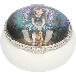 Spirit Earth Noire Trinket Box