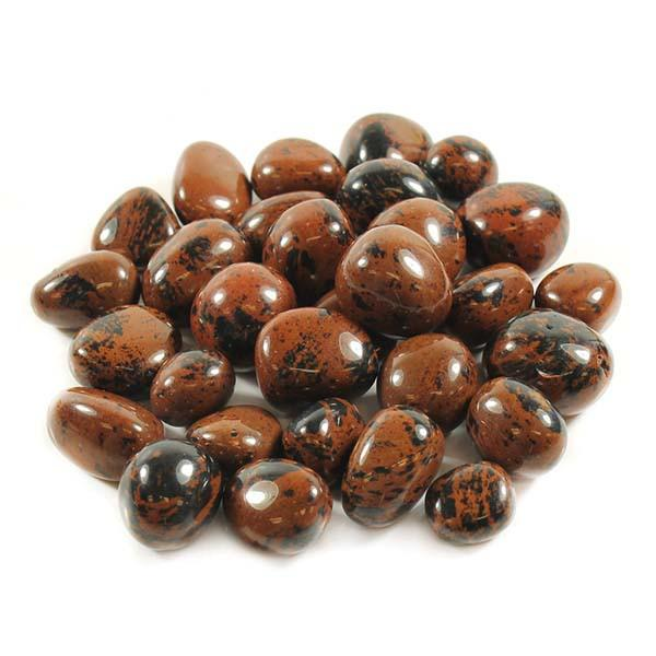 Spirit Earth Obsidian (Mahogany) 20-30mm