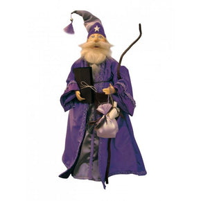 Spirit Earth Oswald the Wizard - 50cm