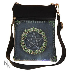 Spirit Earth Pentagram Ivy Shoulder Bag (NN)
