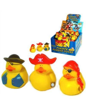 Spirit Earth Pirate Rubber Duck