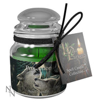 Spirit Earth Protection Spell Candle