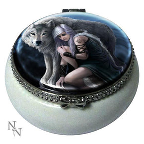 Spirit Earth Protector Trinket Box