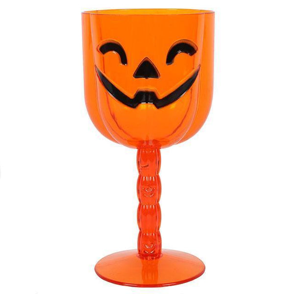 Spirit Earth Pumpkin Glass