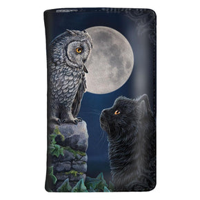 Spirit Earth Purrfect Wisdom Purse (14cm)