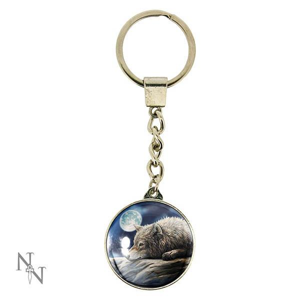 Spirit Earth Quiet Reflection Keyring