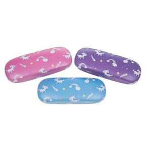 Spirit Earth Rainbow Unicorn Glasses Case