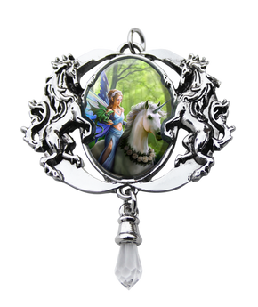 Spirit Earth Realm of Enchantment Cameo