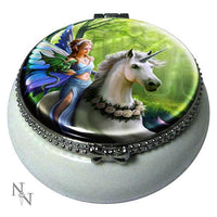 Spirit Earth Realm of Enchantment Trinket Box