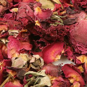 Spirit Earth Red Rose Petals