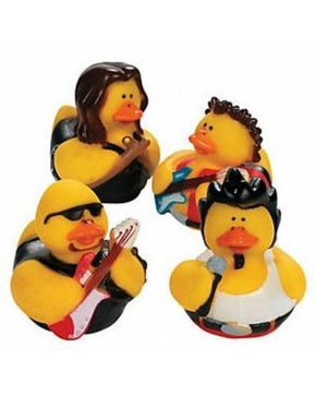 Spirit Earth Rock & Roll Rubber Duck