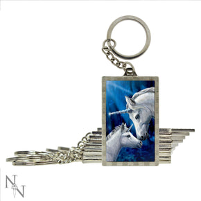 Spirit Earth Sacred Love Keyring