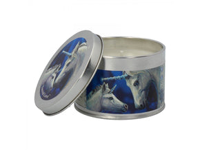 Spirit Earth Sacred Love Tin Candle