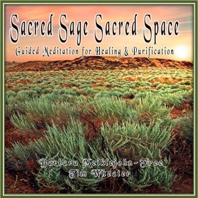 Spirit Earth Sacred Sage Sacred Space