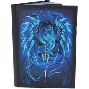 Spirit Earth Sea Blade Journal
