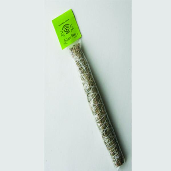 Spirit Earth Silver Sage Wand
