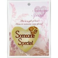Spirit Earth Small Love Heart - Someone Special