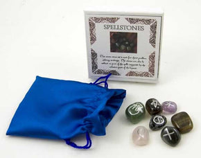 Spirit Earth Spell Stones